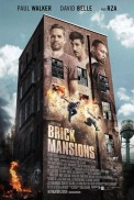Poster del film Brick Mansions