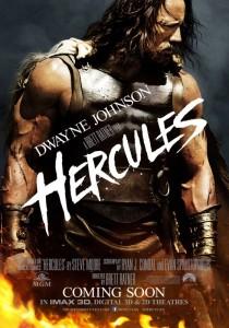 Poster del film Hercules: Il Guerriero
