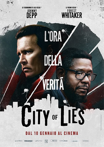 Poster for City of Lies - L'ora della verità
