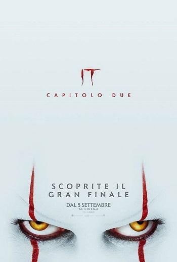Poster film IT: capitolo 2