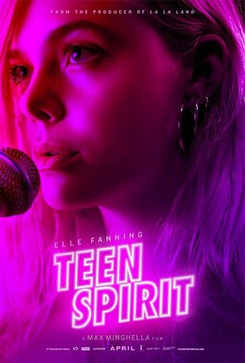 Poster film Teen Spirit