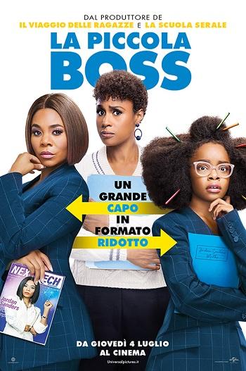 Poster film La piccola boss
