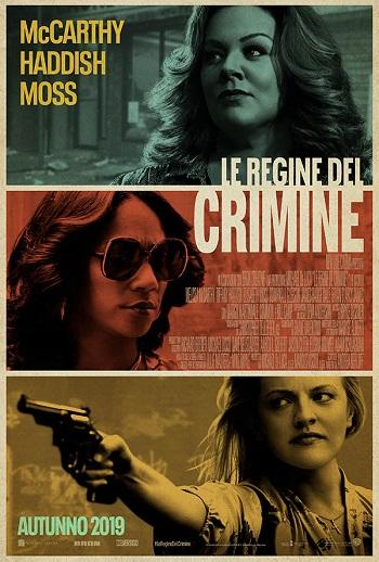 Poster film Le regine del crimine