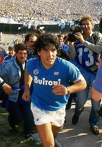Poster film Diego Maradona