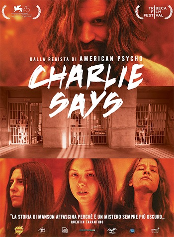 Poster film Charlie says