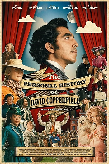 Poster film Cinema in Lingua | The Personal History of David Copperfield