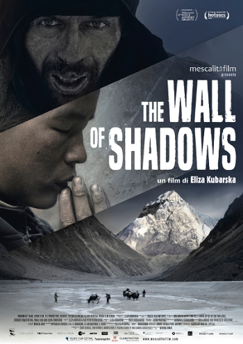 Poster film The Wall of Shadows