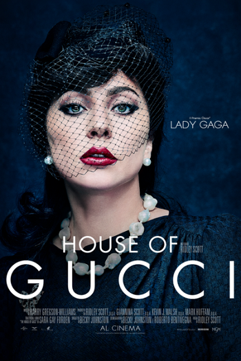 Poster film House of Gucci